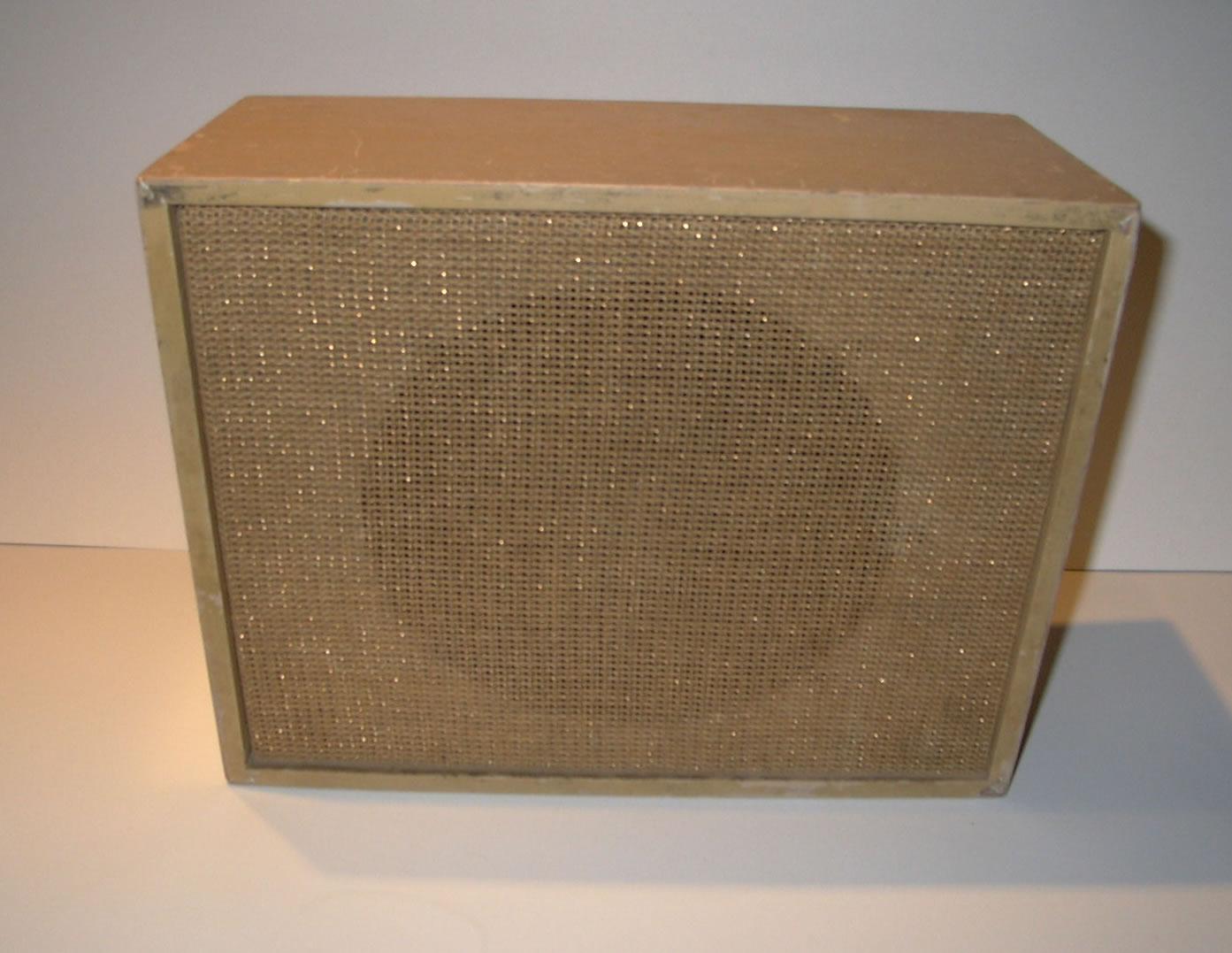 Vintage Equipment gt Speakers